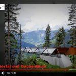 Reisen im Rollstuhl: Kaunertal und Gachenblick, Nordtirol