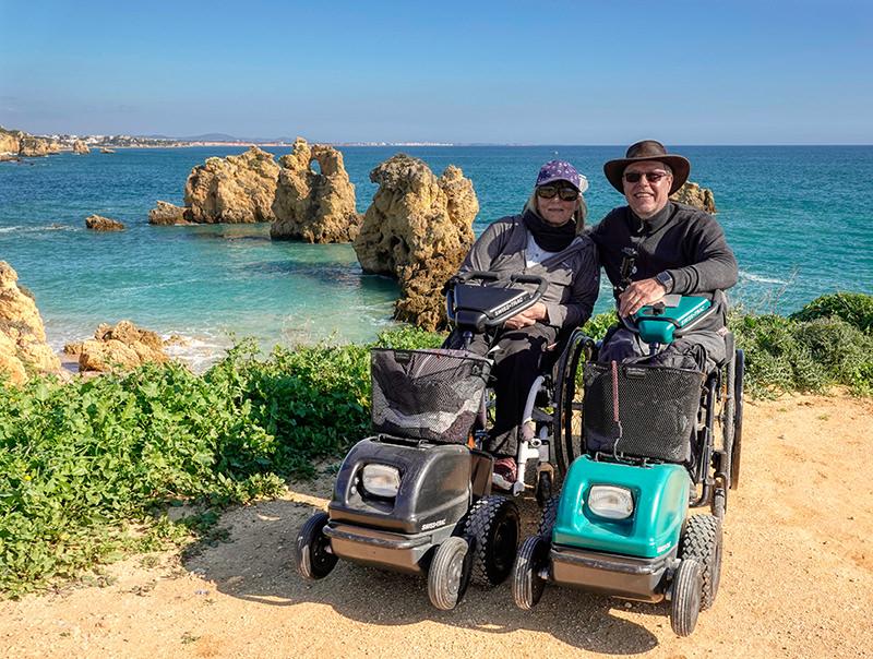 Rollis on Tour: Corona-Rückreise aus Portugal