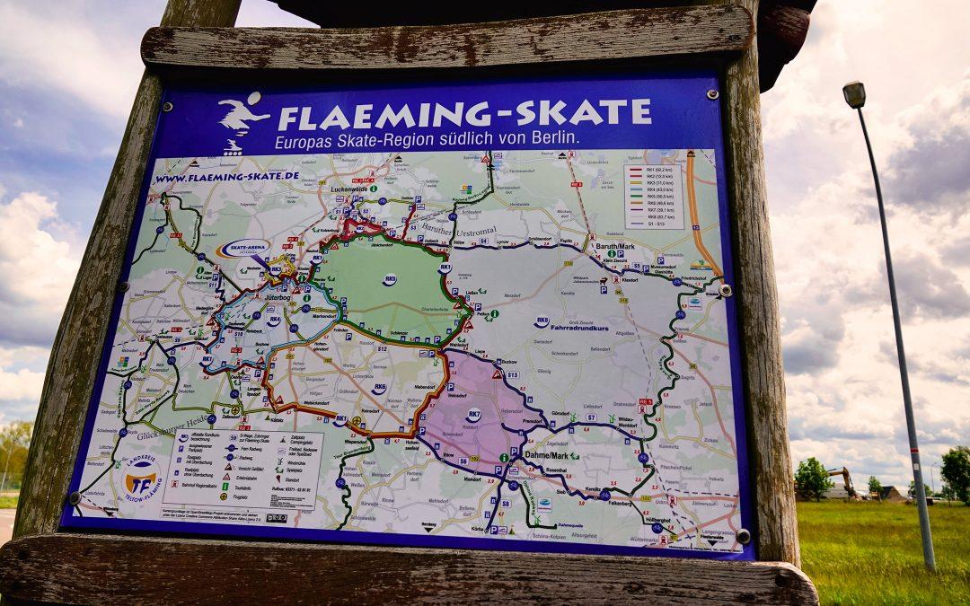 Jüterbog – Fläming-Skate