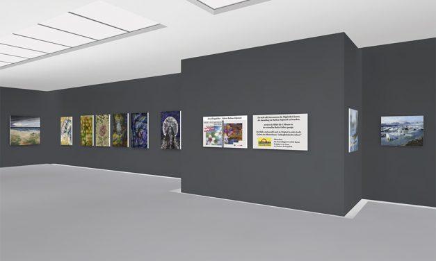 Horst Rosenberger – Abstrakt und konkret