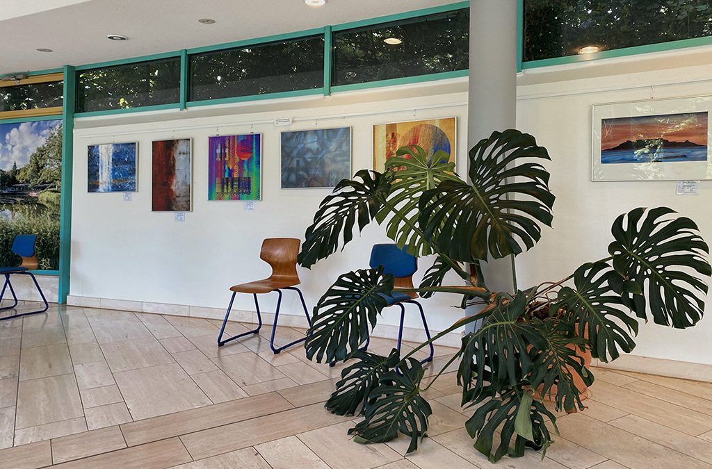 Kunstspaziergang – Wandelhalle – Bad Bevensen