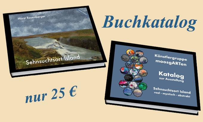Island-Buchkatalog